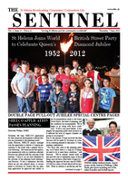 The Sentinel, vol 1 issue 11, 7 June 2012