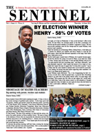 The Sentinel, 14 June 2012, vol 1 issue 12