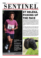 The Sentinel 28 June 2012, vol 1 issue 14