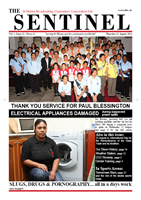 Sentinel 23 August 2012, issue 22
