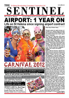 Sentinel 1 November 2012 - vol 1, issue 32