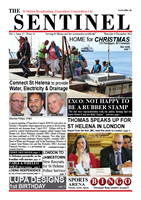 The Sentinel 6 December 2012, vol 1 issue 37