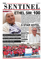 The Sentinel, 31 January 2013, vol 1 issue 44