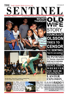 Sentinel 4 April 2013 - Vol 2 Issue 2