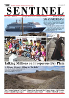 Sentinel 18 April 2013 - Vol 2 issue 4