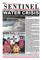 The Sentinel - SAMS St Helena Thursday 30 May 2013 - Vol 2 Issue 10