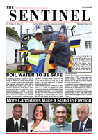 The Sentinel 13 June 2013, St Helena newspaper from SAMS