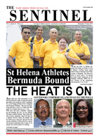 Sentinel 27 June 2013 SAMS St Helena Island newspaper