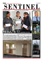 Sentinel 29 August 2013 - vol 2 issue 23