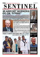 The Sentinel 5 September 2013 - vol 2 issue 24