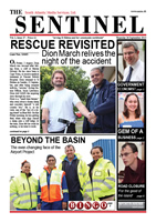 The Sentinel 26 September 2013 - vol 2 issue 27