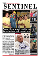 Sentinel 10 October 2013 - vol 2 issue 29