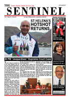 Sentinel 7 November 2013 - vol 2 issue 33