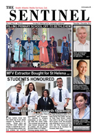 The Sentinel, 5 December 2013, vol 2 issue 37