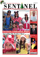 Sentinel 19 December 2013 - vol 2 issue 39