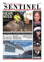 Sentinel 9 January 2014 - vol 2 issue 40