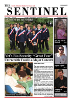 Sentinel 8 May 2014 - vol 3 issue 7