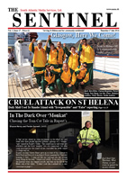 Sentinel 17 July 2014 - vol 3 issue 17