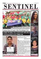 The Sentinel 28 August 2014 - vol 3 issue 23