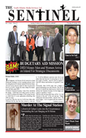 The Sentinel 30 October 2014 - Vol 3 Issue 32
