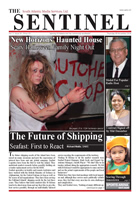 The Sentinel 06 November 2014 - Vol 3 Issue 33