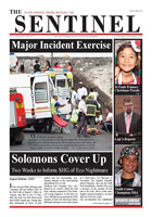 The Sentinel 18 December 2014 - Vol 3 Issue 39