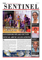 The Sentinel 29 January 2015 - vol 3 issue 43