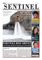 The Sentinel 19 February 2015 - vol 3 issue 46