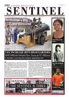 The Sentinel 26 March 2015 - Vol 4 Issue 1