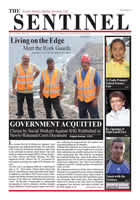 The Sentinel 30 April 2015 - vol 4 issue 6