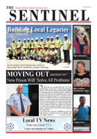 The Sentinel 7 May 2015 - vol 4 issue 7