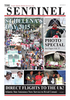 The Sentinel 22 May 2015 - vol 4 issue 9