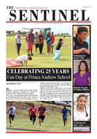 The Sentinel 28 May 2015 - vol 4 issue 10