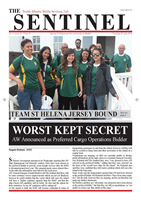 The Sentinel 25 June 2015 - vol 4 issue 14