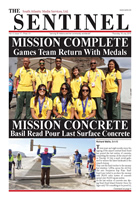The Sentinel 16 July 2015 Volume 4 Issue 17