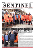 The Sentinel 23 July 2015 Volume 4 Issue 18