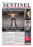 The Sentinel 30 July 2015 Volume 4 Issue 19