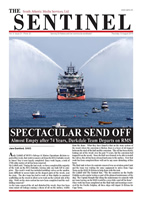 Sentinel 13 August 2015 Vol 4 Issue 21