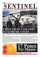 The Sentinel 27 August 2015 Vol 4 Issue 23