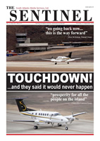 The Sentinel 17 September 2015 - vol 4 issue 26