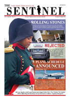 The Sentinel 8 October 2015 - vol 4 issue 29
