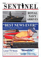 The Sentinel 15 October 2015 - vol 4 issue 30