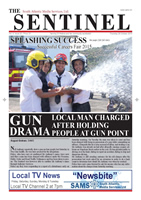 The Sentinel 29 October 2015 - vol 4 issue 32