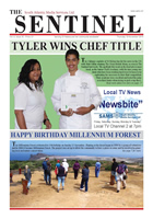The Sentinel 19 November 2015 - vol 4 issue 35
