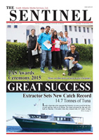 The Sentinel 10 December 2015 - vol 4 issue 38