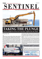 The Sentinel 18 February 2016 - vol 4 issue 46