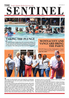 The Sentinel 7 April 2016 - vol 5 issue 1