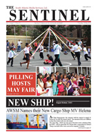 The Sentinel 19 may 2016 - vol 5 issue 7