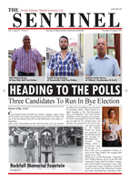 The Sentinel 25 August 2016 - vol 5 issue 21