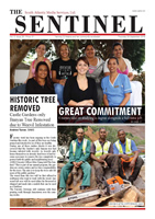 The Sentinel 29 September 2016 - vol 5 issue 26